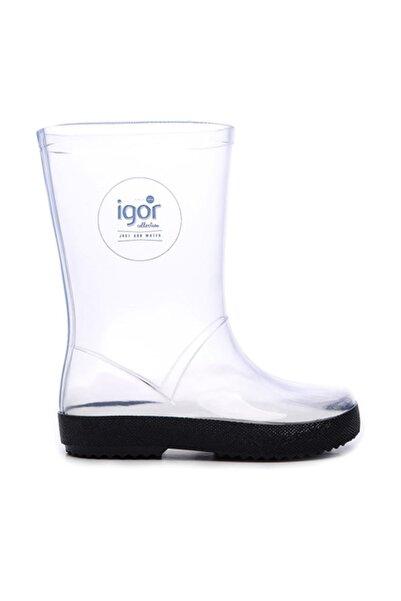 IGOR Lacivert Çocuk Pvc Yağmur Çizmesi Çizme 422 W10187 CZM 22-30