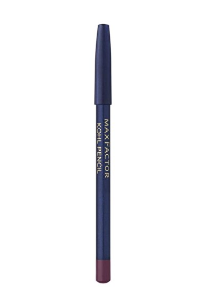 Max Factor Mor Göz Kalemi - Kohl Pencil Göz Kalemi 45 Aubergine 50536467