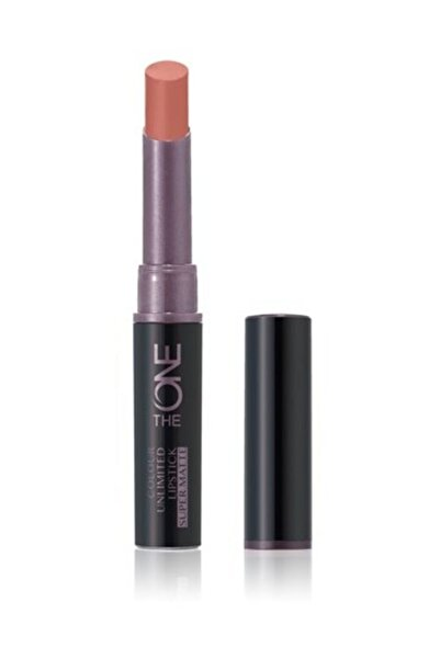 Oriflame The One Colour Unlimited Ultra Mat Ruj Nonstop Nude 33364 1.7 Gr