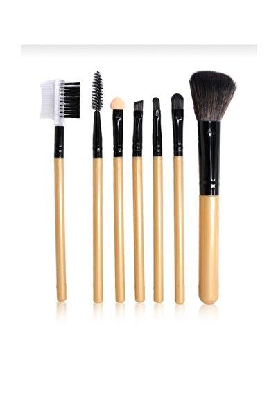 Makeuptime 7'li Deri Makyaj Fırçası 8690012356789