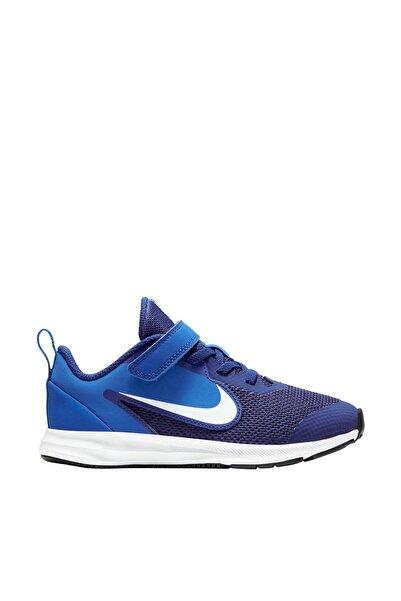 Nike Kids Lacivert - Mavi Unisex Downshifter 9 (Psv) Sneaker