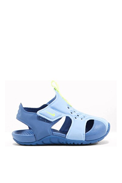 Nike Kids Lacivert - Mavi Unisex Bebek Sunray Protect 2 (Td) Sneaker