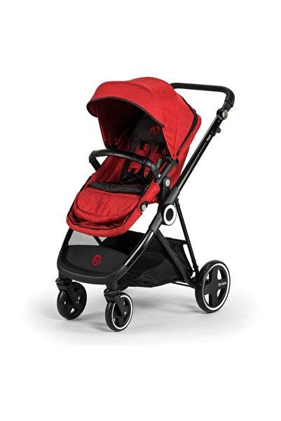 Elele Baby Ranger Travel Sistem Bebek Arabası KIRMIZI