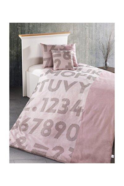 Kanz Pink Type Genç Uyku Seti 160x230 cm
