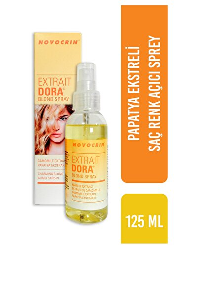 Extrait Dora Saç Renk Açıcı 125 ml