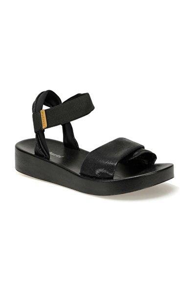 Polaris 91.158694.Z Siyah Kadın Sandalet 100379923
