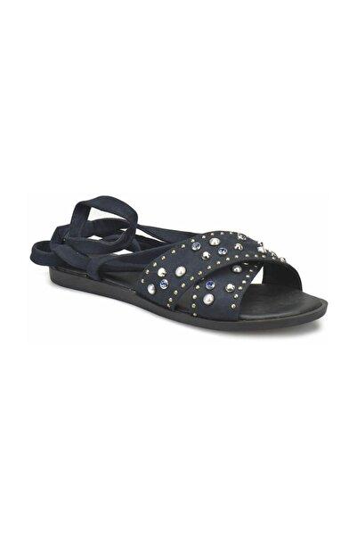 Miss F Lacivert Kadın Topuklu Ayakkabı 000000000100316052