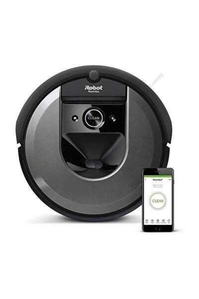 iRobot Roomba i7 Akıllı Navigasyonlu Robot Süpürge (Wi-fi'lı)