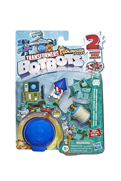 transformers Botbots 5'li Paket - Ev Bekçileri