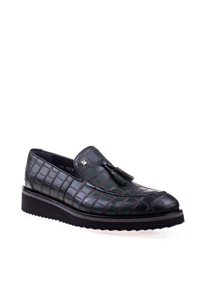 Fosco Erkek Corcik Tarzı Eva Taban Hakiki Deri Günlük Ayakkabı 8008
