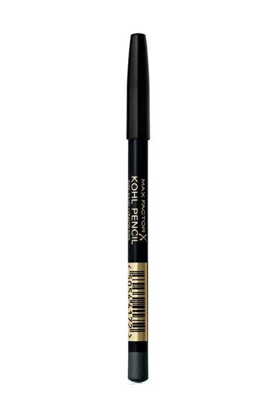Max Factor Gri Göz Kalemi - Kohl Eye Liner Pencil 50 Charcoal Grey 50544677