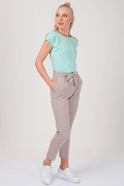 Bel Kuşaklı Klasik Pantolon P-00001280