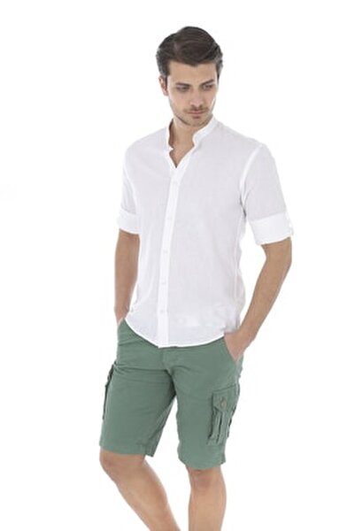 Lenasso Hakim Yaka Basic Gömlek 19-y10016