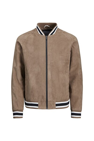Jack & Jones Erkek Jorvan Bomber Jacket