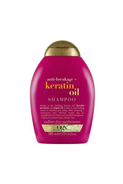 OGX Kırılma Engelleyici Şampuan - Keratin Oil Shampoo 385 ml 022796977519