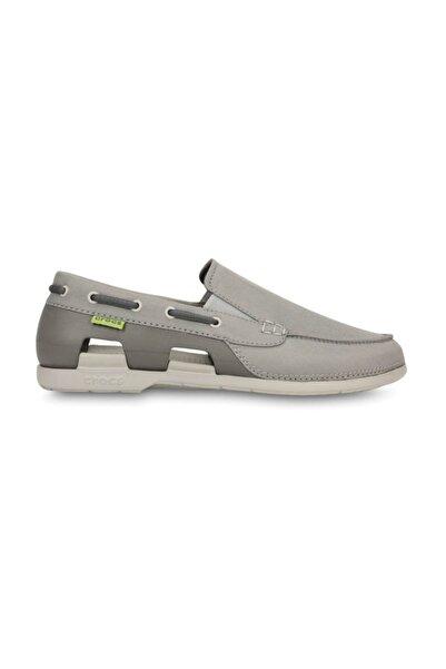 Crocs Füme İnci Beyazı  Loafer Ayakkabı