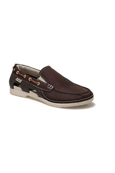 Crocs BEACH LINE BOAT SLIP ON E Koyu Kahve  Loafer Ayakkabı
