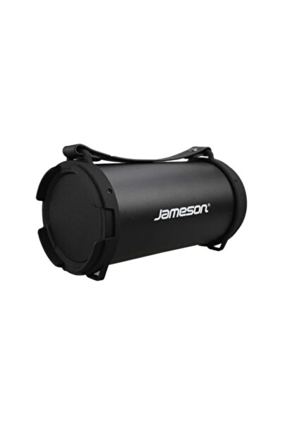 Jameson Taşınabilir Siyah Usb Li Radyolu Bluetooth Hoparlör