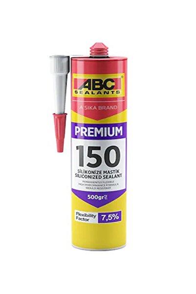 ABC Premium 150 Silikonize Mastik Beyaz