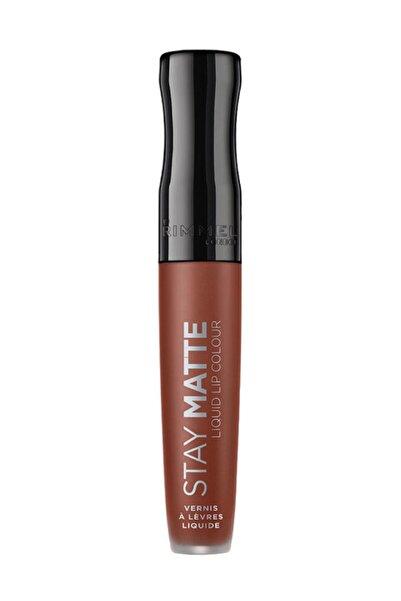 RIMMEL LONDON Ruj - Stay Matte Liquid Lipstick 725 Love Bite 3614226323835