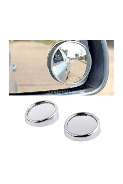 Transformacion 2 Adet 4 Cm 360 Derece Mini Kör Nokta Aynası