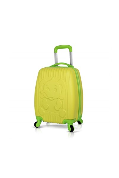 My Valice Çocuk Valizi Fil Sarı