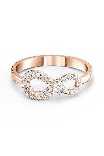 Swarovski Yüzük Swa Infinity- Ring Cry-czwh-ros 55 5518873