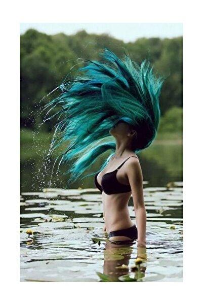 - Turquoise Saç Boyası 88ml
