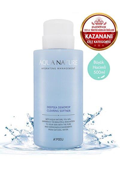 Missha Nemlendirici Tonik - A'Pıeu Aqua Nature Deep-Sea Dewdrop Clearing Softener 8806185700696