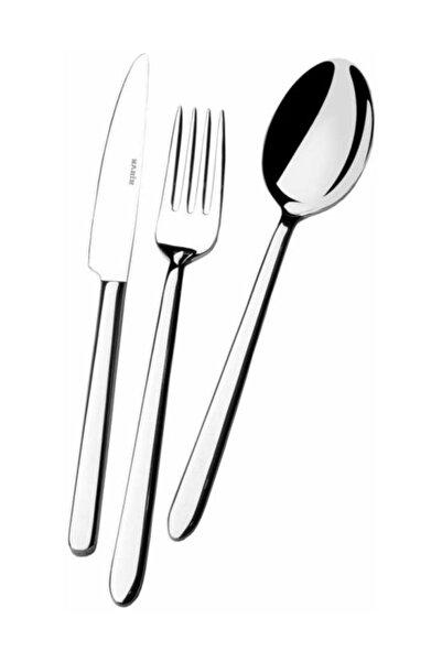 Narin Pladies Serisi - Sade - 89 Parça Çatal Kaşık Bıçak Takımı