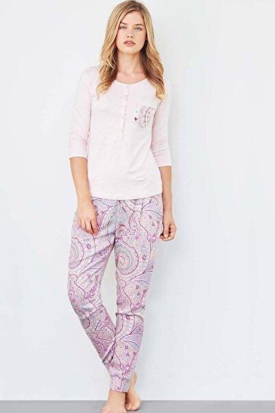 Catherine's Kadın Pijama Takımı 1056