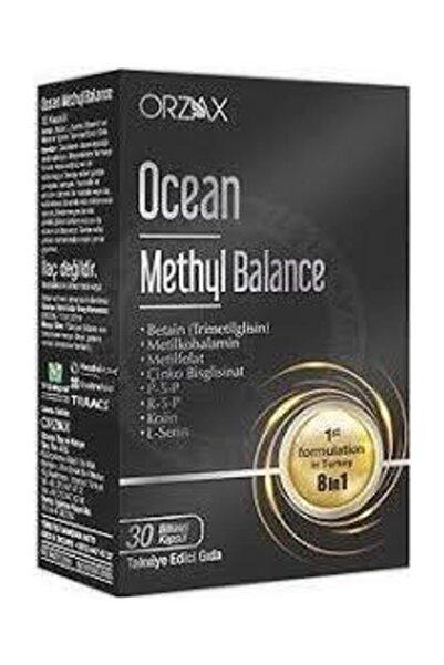 Ocean Methyl Balance 30 Kapsül