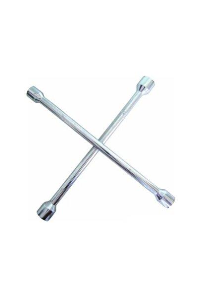 Altun Çelik 4 Uçlu Bijon Anahtar