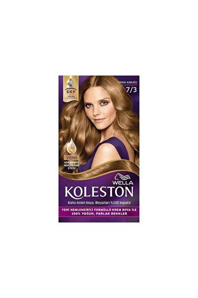 Koleston Wella Saç Boyası Seti 7/3 Fındık Kabuğu 4056800813179