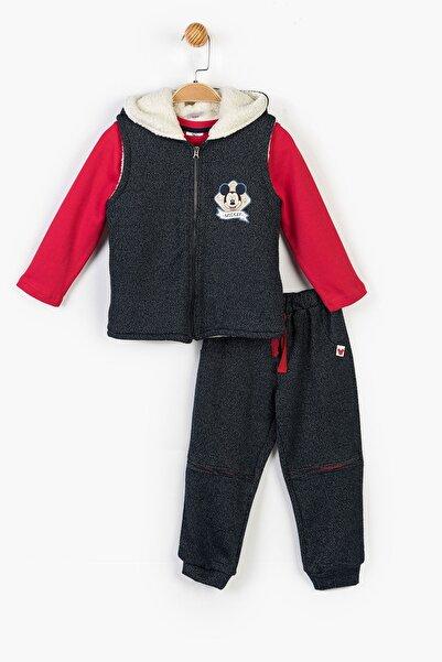 Mickey Mouse Disney Mickey Çocuk 3lü Takım 14727