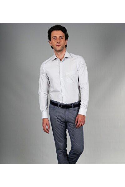 Karaca Erkek Regular Fit Klasik Gömlek A Gri