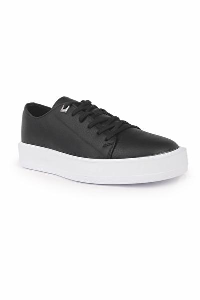 Tommy Life Siyah-Beyaz Erkek Spor Ayakkabı T08ER-89051_1