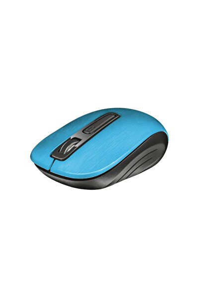Trust 22373 Aera Wireless Kablosuz Kauçuk Kaplama Mouse,mavi
