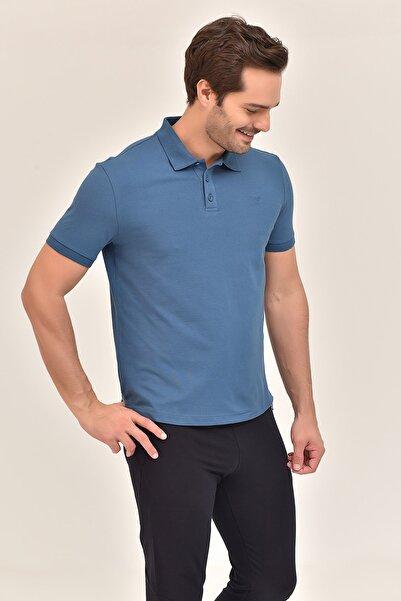 Mavi Erkek T-Shirt GS-8982