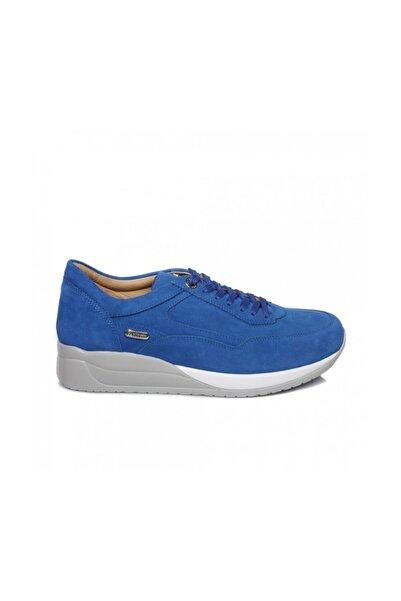 Cesare Paciotti Erkek Spor Ayakkabı Mavi Lltu4