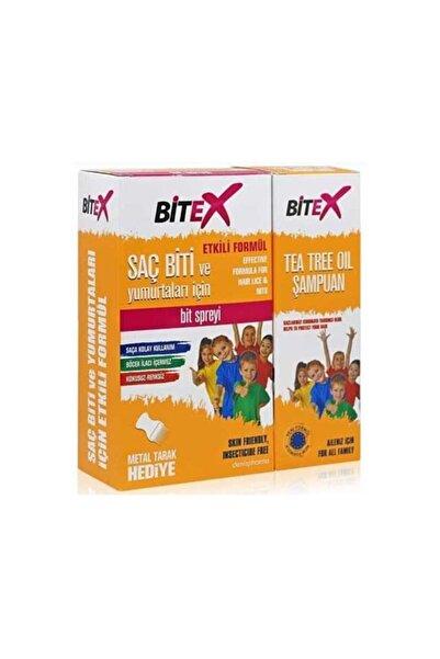 Bitex Bit Spreyi 100 ml + Şampuan 150 ml