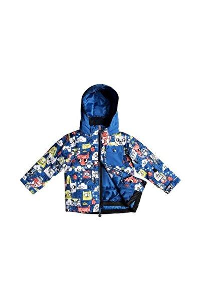Quiksilver Mavi Çocuk Mont EQKTJ03009-BQC1