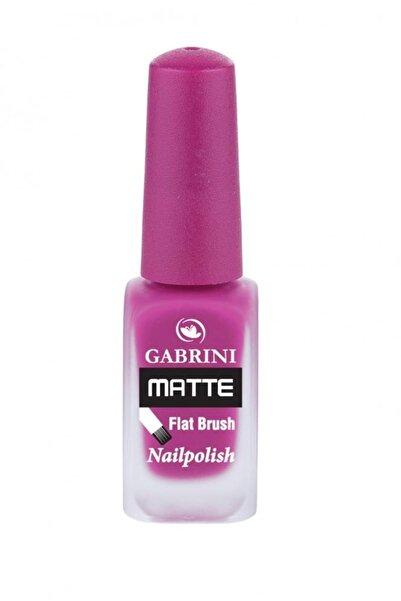 Gabrini Mat Oje - Matte Nail Polish M30 8696814067302