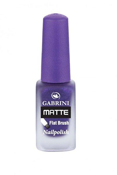 Gabrini Mat Oje - Matte Nail Polish M13 8696814067135