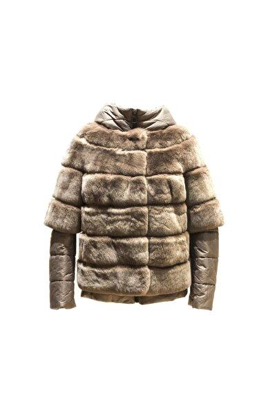 ROUGE Brown Kadın Ceket  170Rgk632 4445