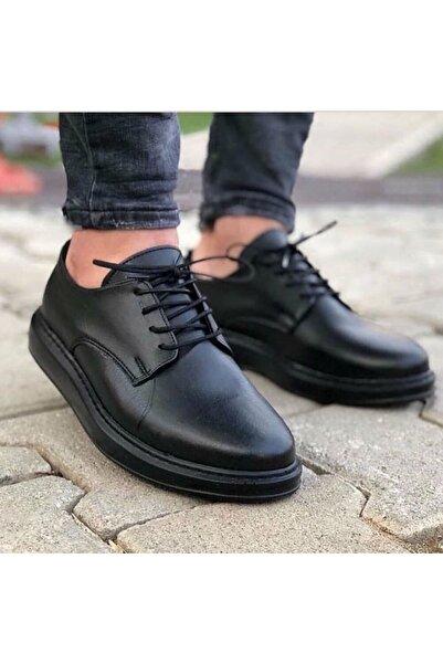 Chekich St Erkek Ayakkabı Siyah Ch003