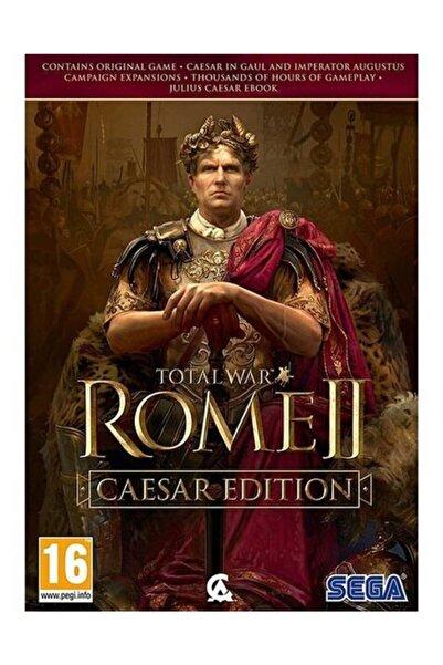SEGA Total War Rome 2 Caesar Edıtıon