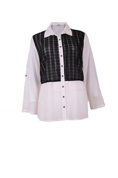 Moda İlgi Gömlek Siyah
