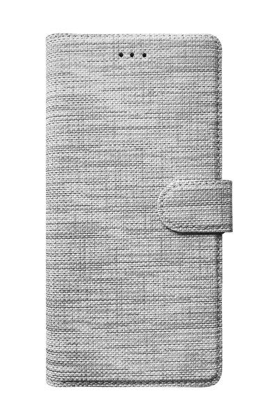 Kılıfreyonum Iphone 6s Plus Kılıf Kumaş Desenli Cüzdanlı Kapaklı Kartlıklı Tam Korumalı Kılıf
