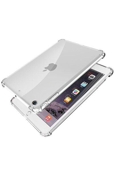 MOBAX Apple İpad Mini 4 Darbelere Dayanıklı Şeffaf Arka Kılıf A1538 A1550